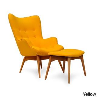 Huggy Chair/ Ottoman