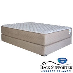 Spring Air Back Supporter Roseworth Firm Twin-size Mattress Set