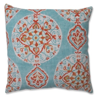 Pillow Perfect Mirage Medallion Capri 16.5-inch Throw Pillow