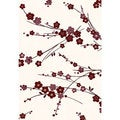 Eternity Cherry Blossom Multi Area Rug (5'3 x 7'7)