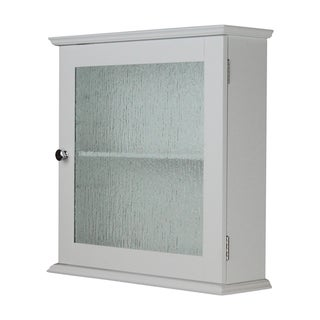 Highland Glass Door Medicine Cabinet