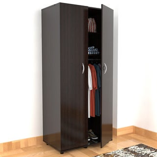 Inval 2-Door Contemporary Armoire