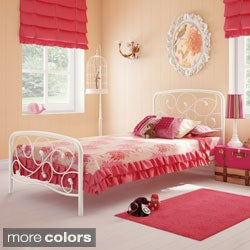 Amisco Serpentine Juvenile Twin-size Bed