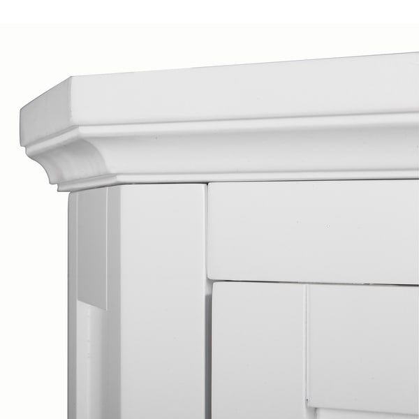 bayfield white shutter door corner floor bathroom cabinet 0e15effe