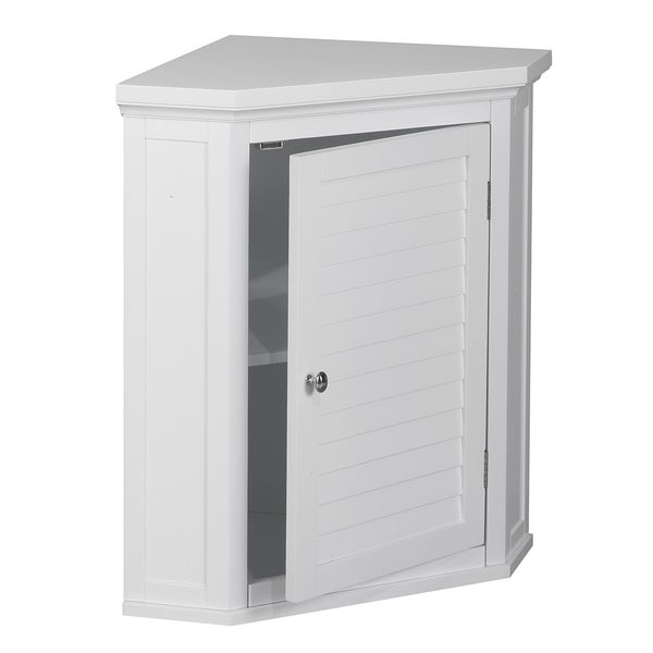 new modern white wood wall bathroom storage display