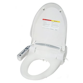 Magic Clean Bidet with Dryer (Round)