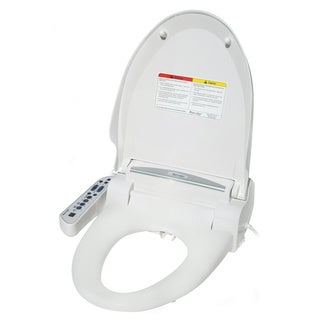 Magic Clean Bidet with Dryer (Elongated)