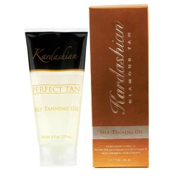 Kardashian Glamour Tan 6-ounce Self-Tanning Gel