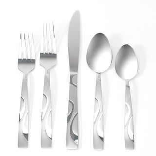 Brilliance 20-piece Flatware Set