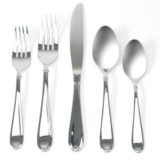 Sinclair 20-piece Flatware Set