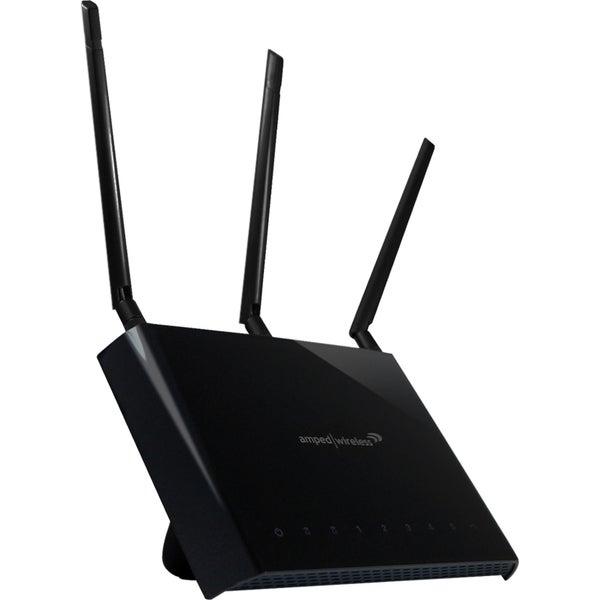 Amped Wireless RTA15 High Power 700mW Dual Band AC Wi-Fi Router