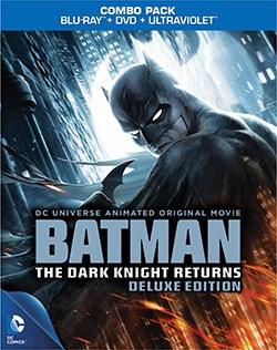 Batman: Dark Knight Returns Deluxe Edition (Blu-ray Disc)