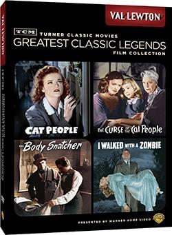 TCM Greatest Classic Films: Val Lewton (DVD)