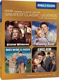TCM Greatest Classic Films: Legends - Ronald Reagan (DVD)