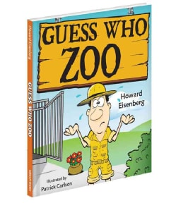 Guess Who Zoo (Hardcover)