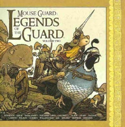 Mouse Guard: Legends of the Guard 2 (Hardcover)