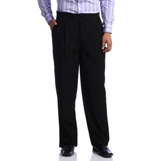 Daniel Grey Men's Black Tuxedo Trouser Separate