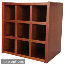 Qd-Box Wooden Wine Rack