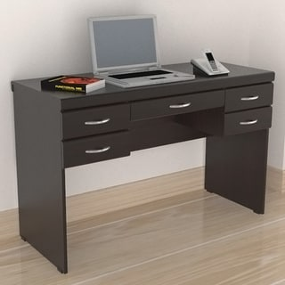 Inval Multi-functional 5-drawer Desk