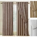 Irena Curtain Panel with Attached Backing
