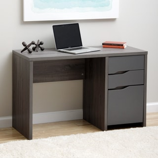 Sandy Grey Writing Desk