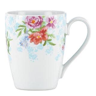 Kathy Ireland Home Spring Bouquet Mug by Gorham