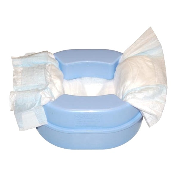 Bonaco Caboose Blue Travel Potty