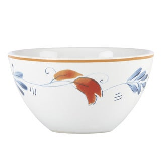 Kathy Ireland Home Spanish Botanica Fruit Bowl by Gorham