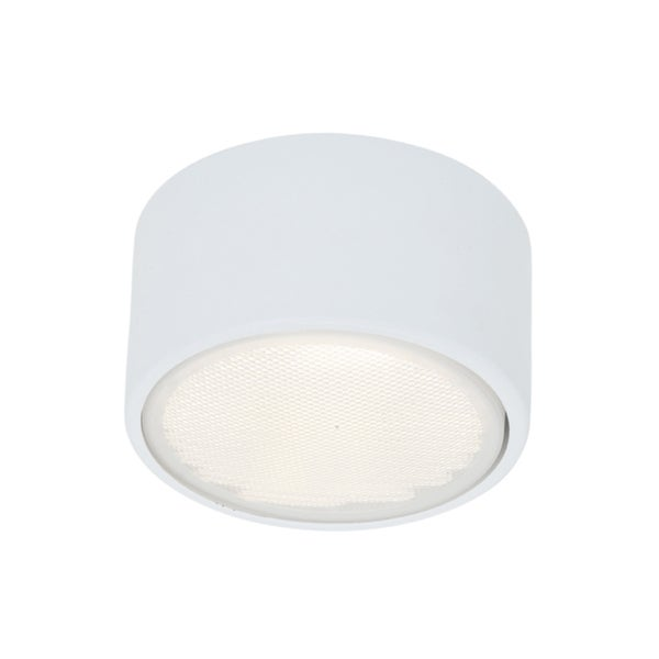 Access Ares 1-light White Flush or Wall Mount
