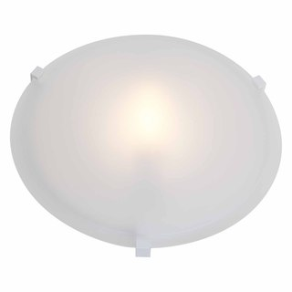 Access Cirrus 1-light White 16-inch Flush-Mount