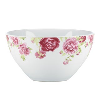 Kathy Ireland Home Blossoming Rose All-purpose Bowl by Gorham