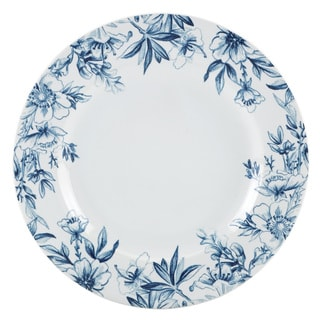 Kathy Ireland Home Nature's Song Salad Plate by Gorham
