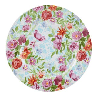 Kathy Ireland Home Spring Bouquet Salad Plate by Gorham