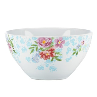 Kathy Ireland Home Spring Bouquet All-purpose Bowl by Gorham