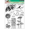 Penny Black Clear Stamps 5X6.5in Sheet-Tweet Tweet