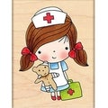 Penny Black Rubber Stamp 2.5X3.25in-First Aid Mimi