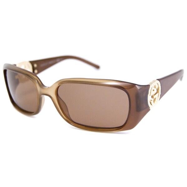 Gucci Women's GG3504 Rectangular Sunglasses