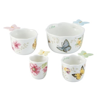 Lenox Butterfly Meadow 4-piece Measuring Cup Set