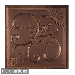 Paris Ceiling Tile (Pack of 10)