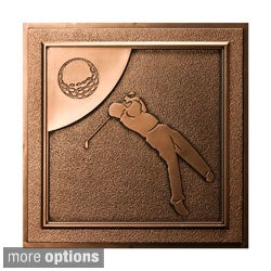 Golf Ceiling Tile (Pack of 10)
