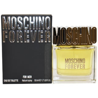 Moschino Forever Men's 1.7-ounce Eau de Toilette Spray