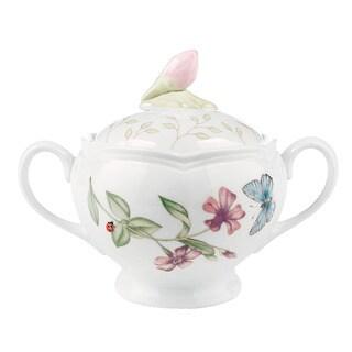 Lenox Butterfly Meadow Sugar Bowl
