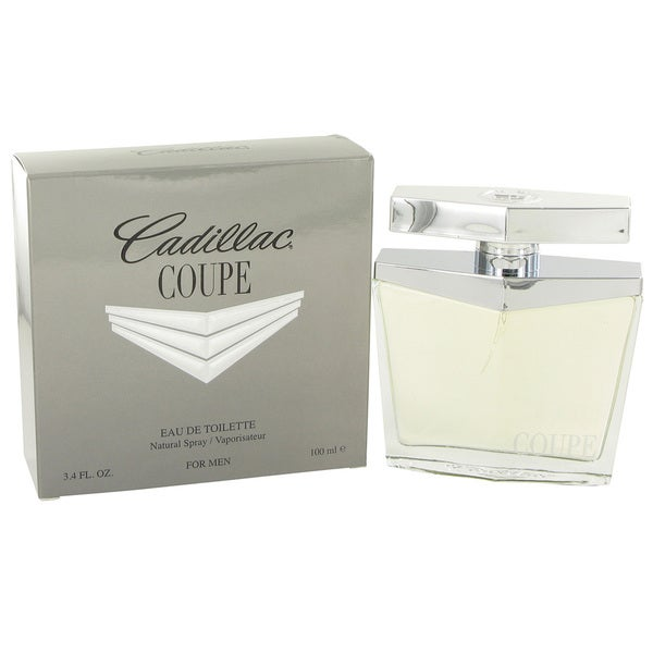 Cadillac Coupe Men's 3.4-ounce Eau de Toilette Spray
