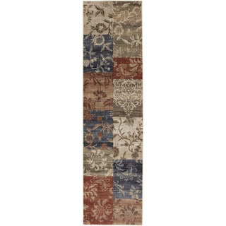 American Rug Craftsmen Dryden Garden District Mesquite Rug (2'1 x 7'10)