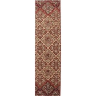American Rug Craftsmen Dryden Chapel Mesquite Rug (2'1 x 7'10)