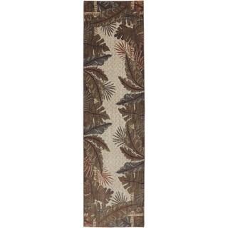 American Rug Craftsmen Dryden Sarasota Muslin Rug (2'1 x 7'10)