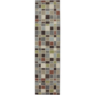 American Rug Craftsmen Madison Rochester Coco Rug (2'1 x 7'10)