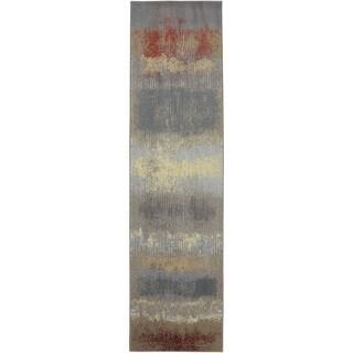 American Rug Craftsmen Madison Rothko Sand Beige Rug (2'1 x 7'10)