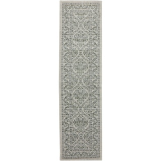 Serenity Augustine Butter Pecan Rug (2'1 x 7'10)