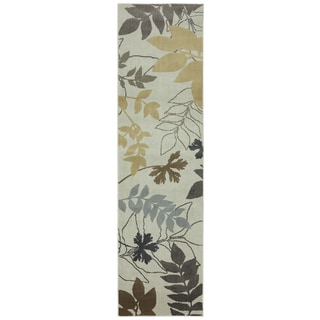 American Rug Craftsmen Madison Hidden Escape Beige Rug (2'1 x 7'10)